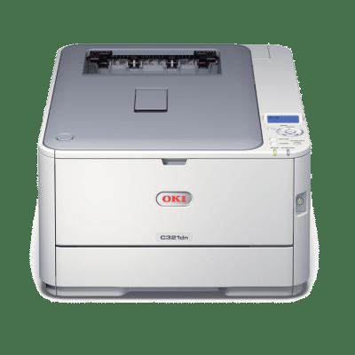 imprimante locale C321